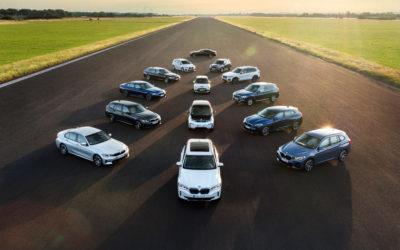 BMW erweitert mit neuem 3er die E-Flotte