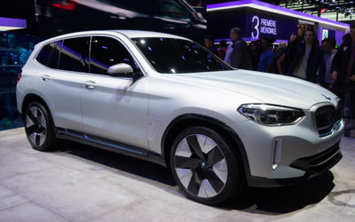 BMW präsentiert langersehnten iX3