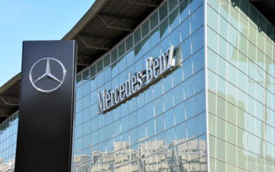 Amazon bestellt mehr als 1.800 E-Transporter bei Daimler