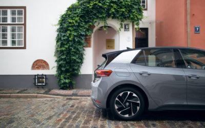 Energielösung testet neuen VW ID.3