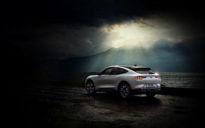 Power mit Stil – Der neue Ford Mustang Mach-E