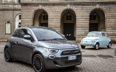 Fiat 500 Elektro – Italienischer Flitzer fährt mit Strom