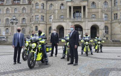 Polizei und E-Mobilität? – Passt richtig gut!