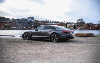 Power mit Lithium-Ionen-Batterie – der neue Audi e-Tron GT
