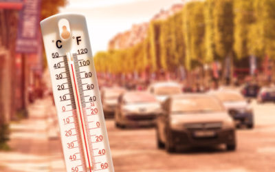 Die Temperaturen steigen – wie viel Temperatur verträgt ein E-Auto-Akku?