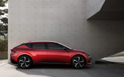 Kia EV6 – Elektro-Crossover mit starker Leistung und attraktiver Optik