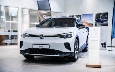 Energielösung testet den ID.4 – der erste Elektro-SUV von Volkswagen