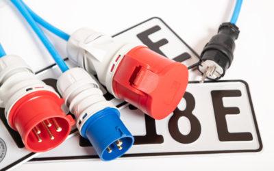 Die wichtigsten Ladekabel- und Steckertypen für Elektroautos