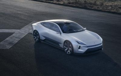 Polestar will mit dem Polestar 3 in 2021 das dritte Modell bringen