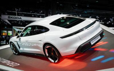 Für den Porsche Taycan gibt es ab sofort auch ein Schwestermodell mit größerem Kofferraum