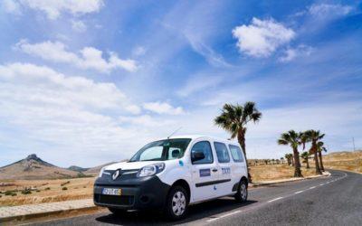 Renault KANGOO Z.E. – elektrischer Lieferwagen mit viel Platz