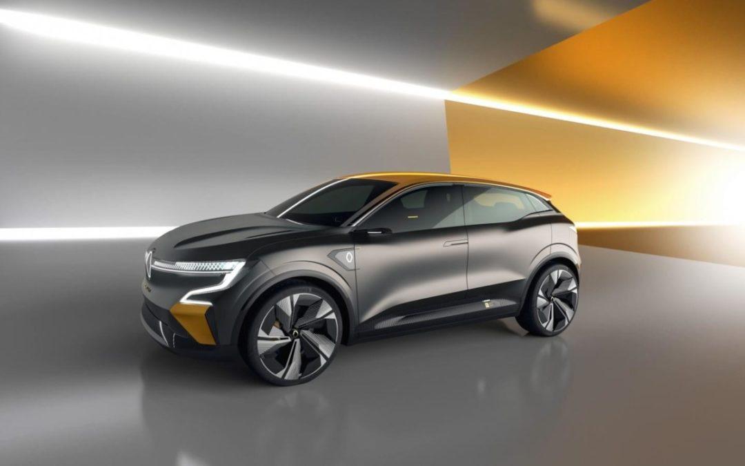 Renault werkelt am vollelektrischen Megane-e