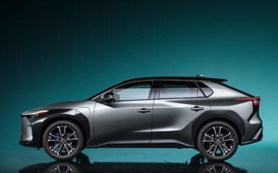Toyota zeigt sein neues Elektro-Konzept: bZ4X