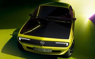 Mehr Retro geht nicht – der neue Manta von Opel als Retromod