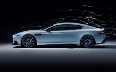 Aston Martin Rapide E – so macht Elektromobilität Spaß