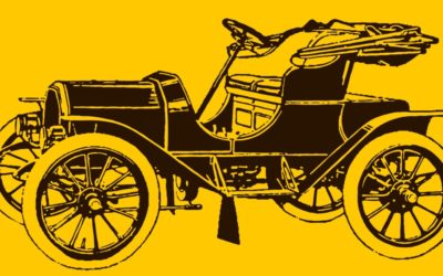 Elektroautos im Jahre 1912