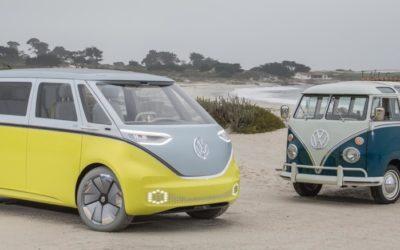 """Bulli """"reloaded"""" – Der VW ID Buzz"""