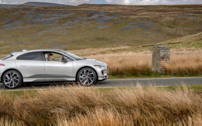 Der neue elektrisch angetriebene Jaguar I-Pace