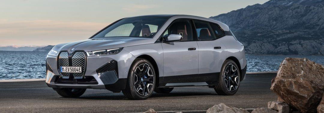 BMW iX – Elektro-SUV mit hoher Reichweite