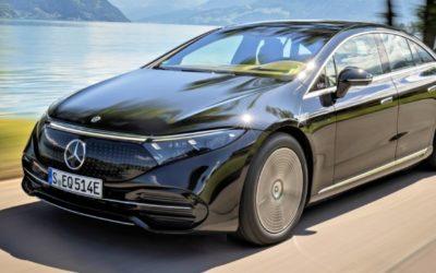 Mercedes EQS – Luxus-E-Auto für höchste Ansprüche