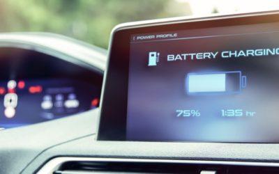 Akku in einem Elektroauto: Überraschend positive Aussichten