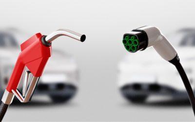 Kostenvergleich zwischen Zuhause-Strom für Elektroautos und Benzin für Verbrenner
