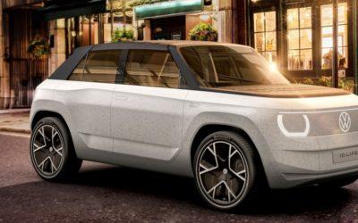 Volkswagen baut ID.-Serie weiter aus: VW ID Life – VW ID.1