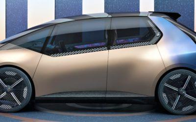 Zeit für die Zukunft – BMW i Vision Circular