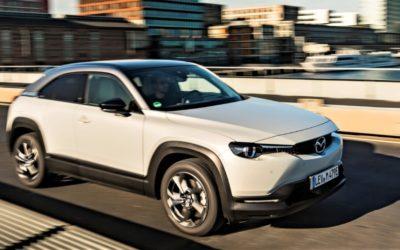 Mazda MX-30 – geringe Reichweite, gute CO2-Bilanz
