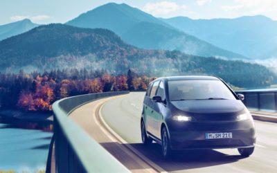Sion Sono – E-Van mit Solarmodulen für das Laden beim Fahren