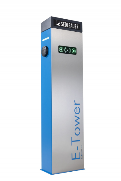 Sedlbauer E-Tower (2 x 22 kW)