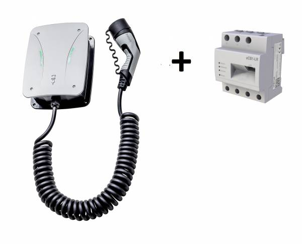 eCHARGE PV Set Wallbox (bis 11 kW) inkl. Smartmeter