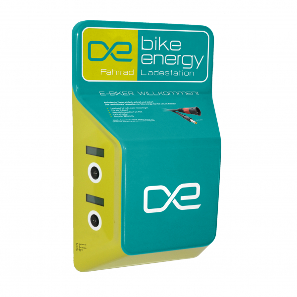 Ladepunkt Bike Energy Point P4B