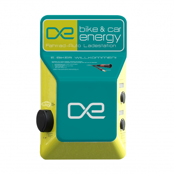 Wallbox bike energy Point P2B1C