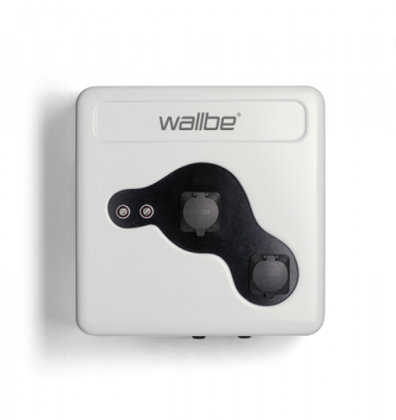 Wallbox wallbe Pro Plus (2 x 22 kW) - Online M2M