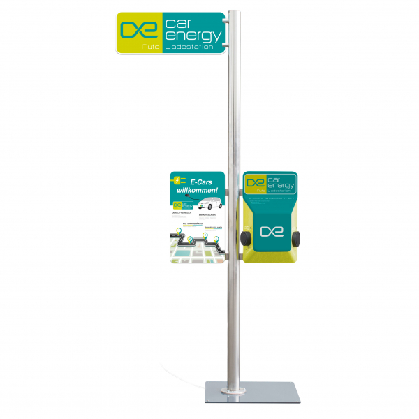 Ladestation bike energy Tower T2C